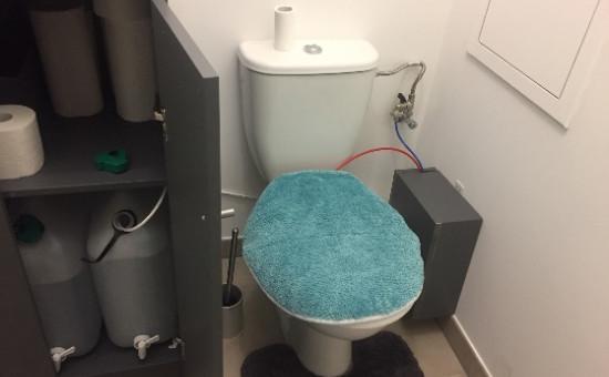 osmoseur aquarium  WC