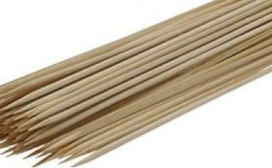 Pic à brochette en bois ou en métal