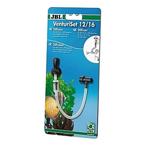 Système venturi JBL VenturiSet 12/16mm pour filtre CristalProfi i-série