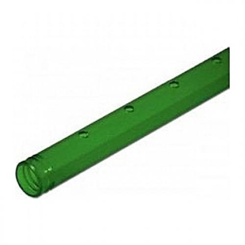 Canne percée verte (tube de rejet/refoulement) EHEIM 12/16mm