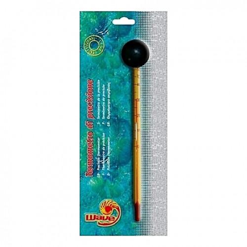 Thermomètre de précision Amtra/Wave en verre