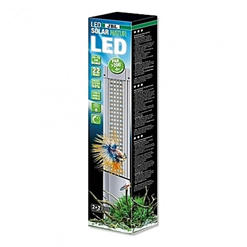 Rampe JBL LED SOLAR NATUR 68w 1449/1500mm