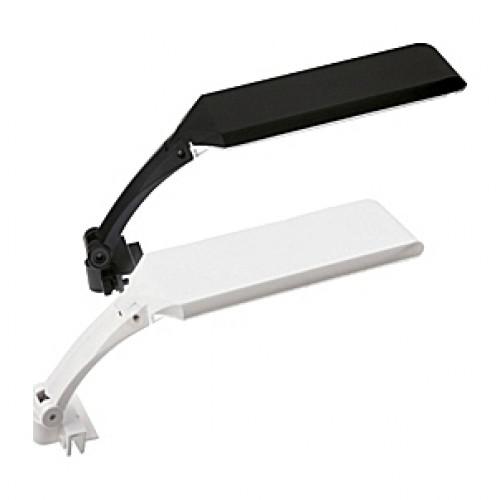 Eclairage LED plafonnier Amtra/Wave ORION (Noir) 10,5W 8500K
