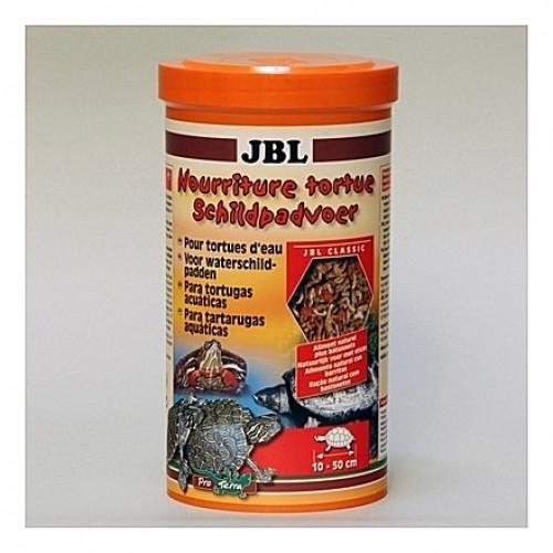 Aliments naturels JBL pour tortue - 1L