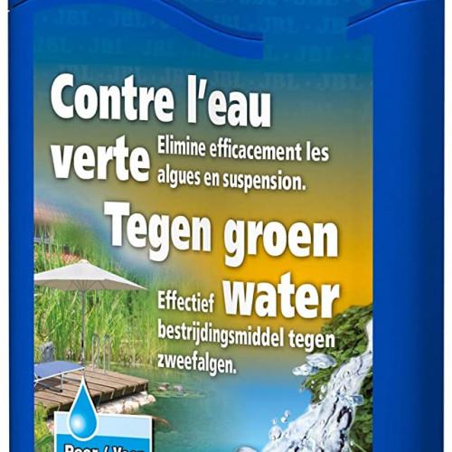 JBL AlgoPond Green 250ml FR/NL CONTRE EAU VERTE et algues pour bassin fontaine