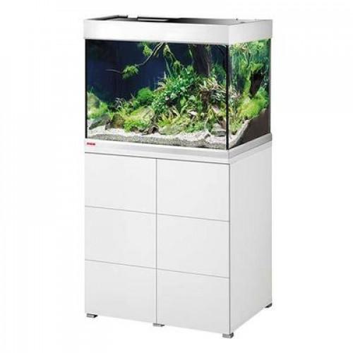 Aquarium EHEIM Proxima + Meuble (Blanc) - 175l