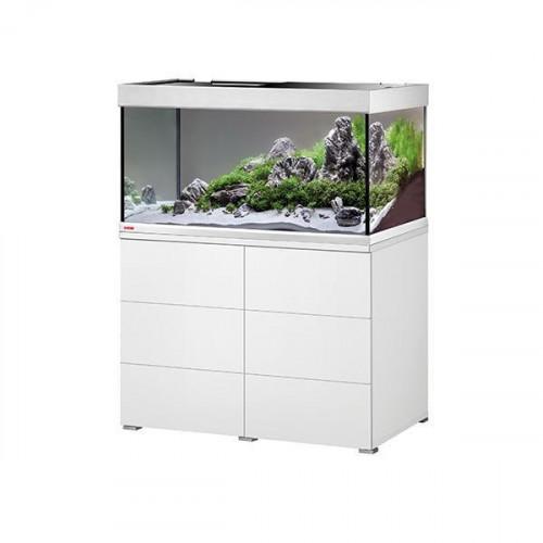 Aquarium EHEIM Proxima + Meuble (Blanc) - 250l