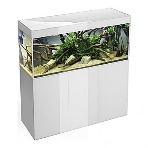 Aquarium AQUAEL Glossy 120 (Blanc) - 260L