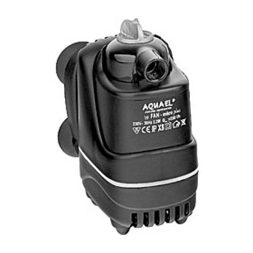 Mini filtre interne AQUAEL FAN MIKRO PLUS (nano aquarium) 250 l/h