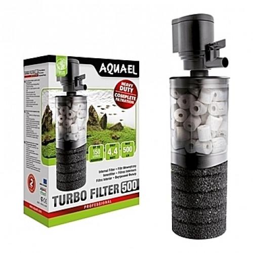 Filtre interne AQUAEL TURBO FILTER (aquarium <100L) 500 l/h