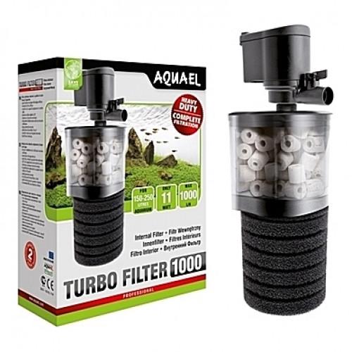 Filtre interne AQUAEL TURBO FILTER (aquarium <250L) 1000 l/h