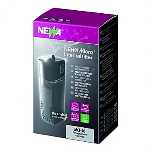 Filtre interne MICRO MCF40 (aquarium <40L) 20-200 l/h