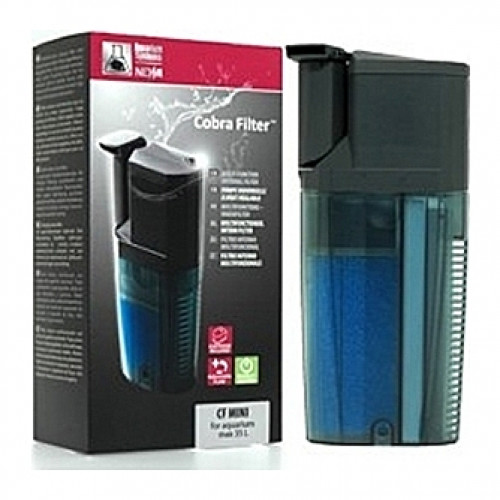Filtre interne COBRA (nano aquarium) 80-190 l/h