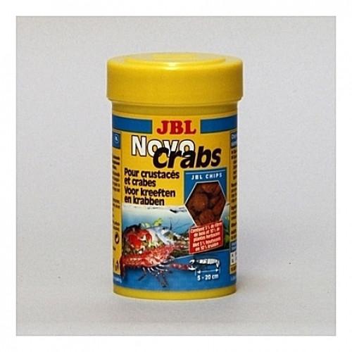 Aliments de base pour crustacés JBL NovoCrabs 100ml