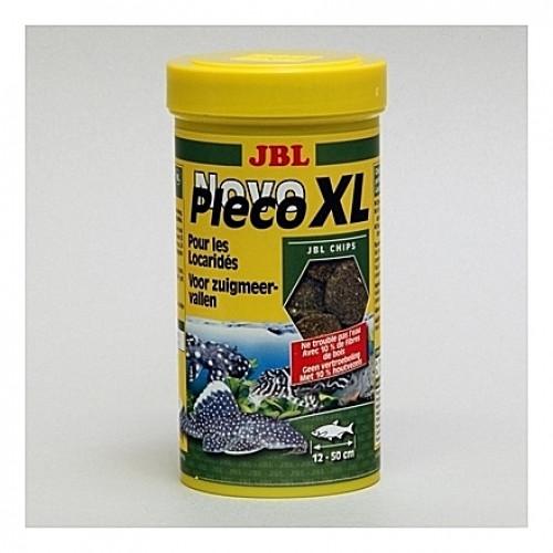 Comprimés pour locaridés JBL NovoPleco XL 250ml