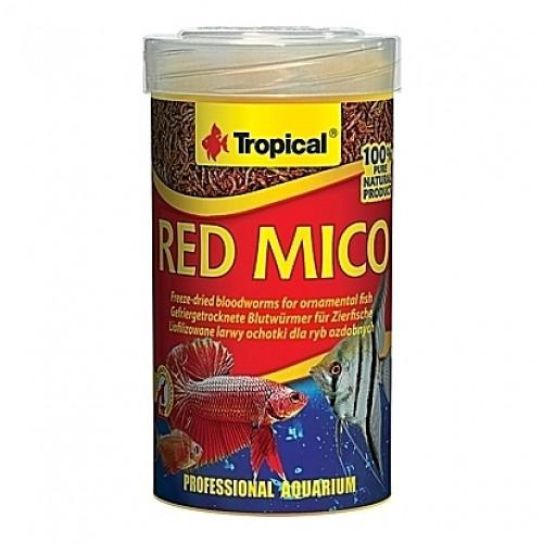 Larves de moustiques naturelles lyophilisées RED MICO 100ml