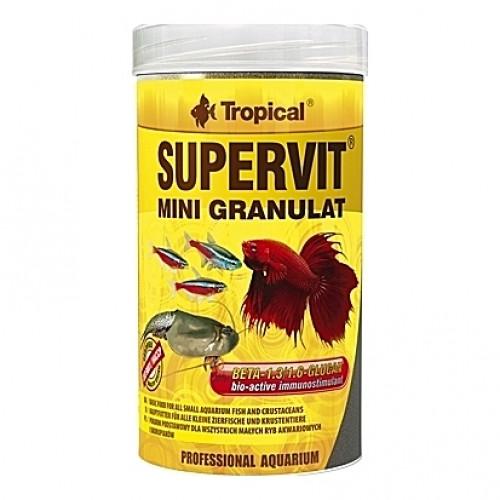 Granulés complets vitaminés SUPERVIT MINI GRANULAT 250ml
