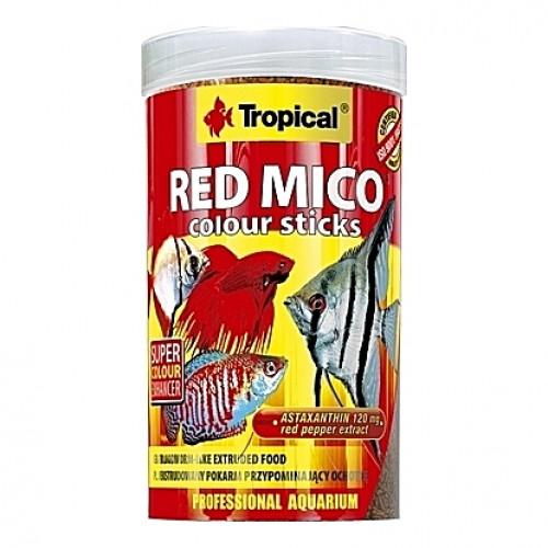 Larves de vers de sang RED MICO Colour STICK 100ml