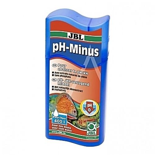 Réducteur de pH JBL pH Minus - 100ml