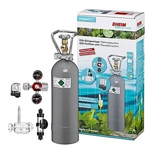 Kit de CO2 complet (bouteille rechargeable) EHEIM SET 600 - 2000g (aquarium <600L)