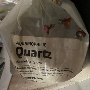 Quartz gris (1kg)