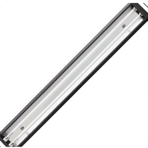 RAMPE T5   -  2x35W - 90cm avec REFLECTEUR et BALLAST