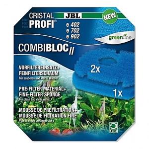 Mousse JBL CombiBloc II pour CristalProfi e4/7/902