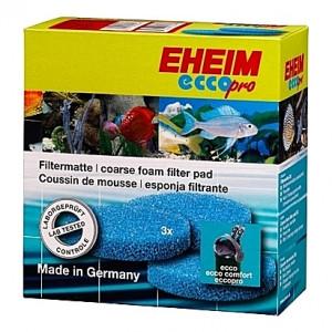 3 Coussins de mousses bleues pour filtre EHEIM Ecco Pro (EHEIM 2232-34-36)