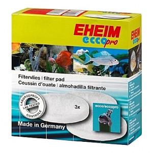 3 Coussins de ouate (perlon) pour filtre EHEIM Ecco Pro (EHEIM 2032-34-36)