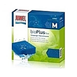 Mousse bleue fine compacte bioPlus Taille M pour filtre JUWEL Bioflow 3