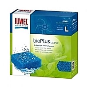 Grosse mousse filtrante compacte bleue bioPlus coarse Taille L pour filtre JUWEL Bioflow 6