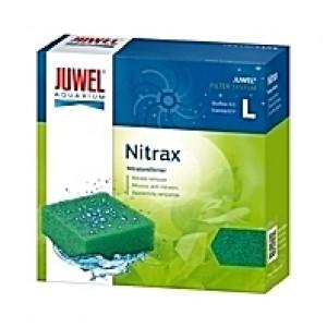 Mousse compacte anti-nitrates Nitraxt Taille L pour filtre JUWEL Bioflow 6