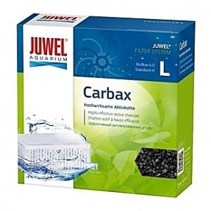 Cartouche de charbon actif haute efficacité Carbax Taille L pour filtre Bioflow 6