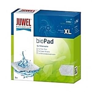 5 Ouates (perlon) compactes filtrantes bioPad Taille XL pour filtre JUWEL Bioflow 8