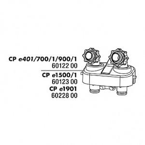 Bloc de raccordement tuyaux JBL CristalProfi e401/701/901