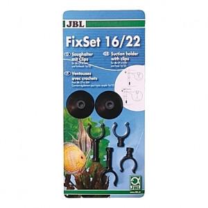 Ventouses avec crochets JBL FixSet pour CristalProfi e1500