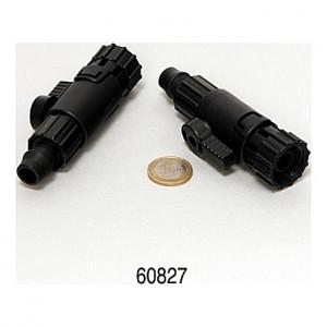 2 Robinet d'arrêt pour filtre JBL CristalProfi 120/250
