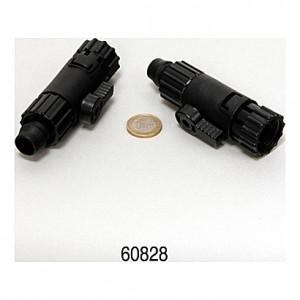 2 Robinet d'arrêt pour filtre JBL CristalProfi 500