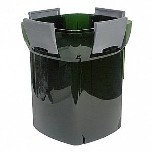 Cuve de filtre EHEIM 2080 avec clips de fermeture