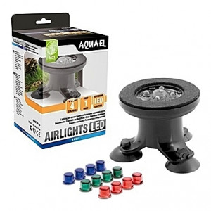 Diffuseur lumineux multi-couleurs AQUAEL AIRLIGHTS LED
