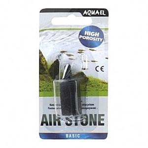 Diffuseur noir cylindrique AQUAEL AIR STONE haute porosité - 15x25mm