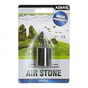 Diffuseur noir cylindrique AQUAEL AIR STONE haute porosité - 25x30mm