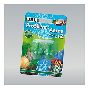 2 Diffuseurs à air JBL ProSilent Aeras Micro bulles S2