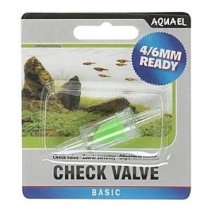 Clapet anti-retour AQUAEL CHECK VALVE pour tuyau 4/6mm