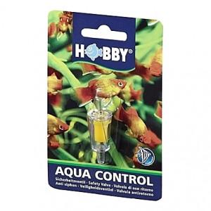 Clapet anti-retour (soupape de sécurité) HOBBY pour tuyau 4/6mm