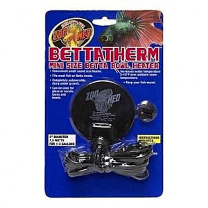 Mini chauffage plat ZOOMED BettaTherm - 7,5W