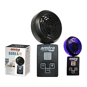 Ventilateur Amtra/Wave BOREA 80 LED
