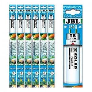 Tube néon T8 JBL SOLAR NATUR - 15W - 45cm