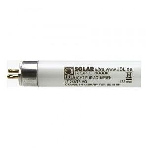 Tube néon T5 JBL SOLAR ULTRA TROPIC - 24W - 438mm (4000K)