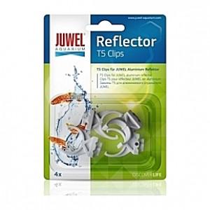 4 Clips T5 pour réflecteur JUWEL HiFlex T5